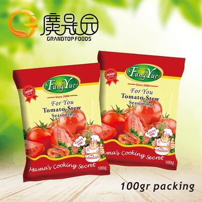 100g Bag Tomato-stew Flavor Powder Seasoning Condiment