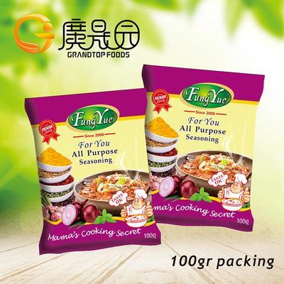100g Bag All Purpose Flavor Powder Seasoning Condiment