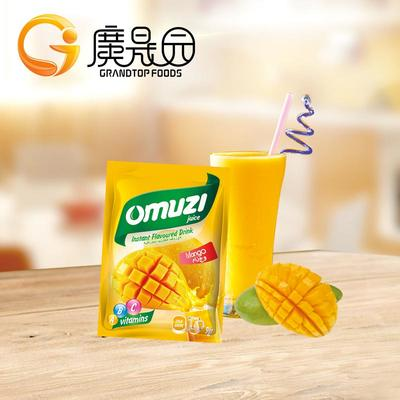 9g For 1.5l Water Mango Juice Flavored Drink